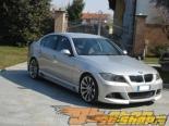 Обвес Rieger по кругу на BMW 3-серии (Е90)