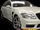NR Auto Custom Крылья with S63 комплект Mercedes-Benz S550 07-09