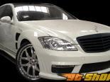 NR Auto AMG S63 Стиль Update комплект Mercedes-Benz S550 07-09