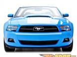 3dCarbon передние фары Splitters Ford Mustang V6 10-12