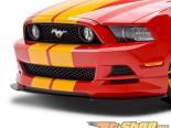 3dCarbon Boy Racer передний  Air Dam Ford Mustang 13-14
