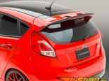 3dCarbon Upper задний Крыши Спойлер Ford Fiesta 10-14
