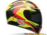 Bell Racing Qualifier DLX Clutch HI-VIZ Helmet 58-59 | LG