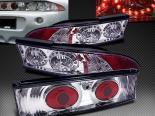 Задние фонари для Mitsubishi Eclipse 95-99 Clear Altezza
