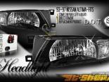Передние фонари на Nissan Altima 93-97