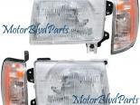 Передние фонари для Nissan FRONTIER 98-00