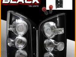 Задние фонари на NISSAN PATHFINDER 05-09 ALTEZZA BLACK/CLEAR