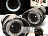Противотуманные фары для Nissan Xterra 2000-2004 HALO PROJECTOR