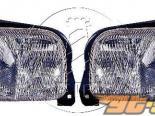 Передняя оптика для SATURN ION Coupe 03-07