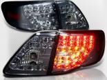 Задние фонари для Toyota Corolla 2009-2011 Smoke