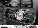 Противотуманная оптика для Volkswagen GOLF 4 99-04 CLEAR