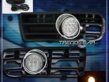 Противотуманная оптика на Volkswagen GOLF 4 99-04 CLEAR LED