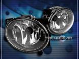 Противотуманные фары на VOLKSWAGEN VW GOLF6 MK6 2010-2012  CHROME