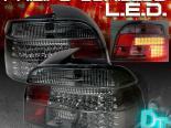 Задние фары для BMW E39 5-SERIES Тёмный