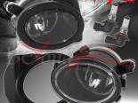 Противотуманная оптика для BMW E39 5-SERIES 2001-2005 стандартный Чёрный