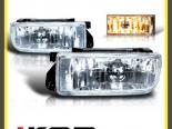 Противотуманная оптика на BMW M3 95-04 CLEAR