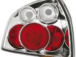 Задние фонари для Audi A4 B6 01-07 Sedan Design chrome