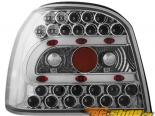 Задние фонари для Volkswagen Golf 3 93-98 Хром