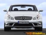 Аэродинамичекий обвес AMG на MercedesCLS W219