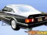 Задний бампер на Mercedes W126 1981-1991 Стиль Duraflex