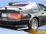 Задняя губа для Toyota Supra 1982-1986 F-1 Duraflex