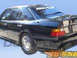 Аэродинамический Обвес на Mercedes Benz 1984-1993 SL Duraflex