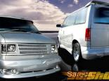 Обвес по кругу для GMC Safari 1984-1994