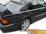 Комплект накладок на крылья для Mercedes W124 86-95 EVO-2 Duraflex