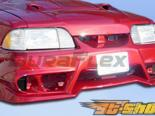 Передний бампер для Ford Mustang 1987-1993 GTX Duraflex