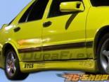 Аэродинамический Обвес на Saab 9000 1988-1991 Turbo Duraflex