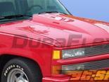 Пластиковый капот для GMC Yukon 95-99 Cowl Стиль