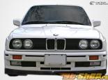 1988-1991 BMW 3 Series E30 Карбон Creations IS Look Передняя губа : Карбон Creations 106457