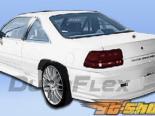 Задняя губа для Pontiac Grand Prix 1988-1991 Racer Duraflex