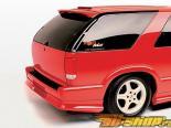 Задние накладки на крылья для Chevrolet Blazer 1995-1997 Custom Левый