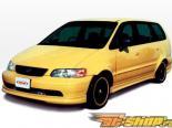 Аэродинамический Обвес на Honda Odyssey 1995-1998 Custom