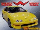 Накладка на передний бампер для Acura Integra JDM 1998-2001 Type R