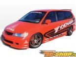 Аэродинамический Обвес для Honda Odyssey 1999-2004 W-TYP