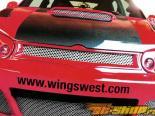 Вставки в решётку радиатора G-SPEC на Volkswagen Golf 2 | 4 1999-2005