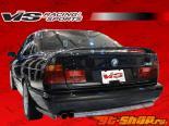 Спойлер M5 для BMW 5 Series E34 1988-1995
