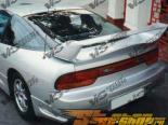 Задний бампер на Nissan 240SX 1989-1994 Techno R