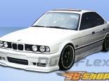 Пороги для BMW E34 89-95 M-Power Duraflex