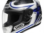 Shoei Qwest Ethereal Motorcycle Шлем