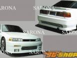 Аэродинамический Обвес на Honda Accord 1990-1993
