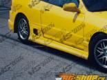 Пороги на Acura Integra 1990-1993 Battle Z