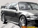 Пороги для Acura Integra 1990-1993 Kombat
