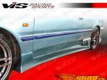 Пороги на Acura Integra 1990-1993 V Speed