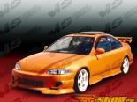 Пороги EVO для Honda Accord 1990-1993