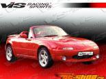 Пороги для Mazda Miata 1990-1998 Magnum