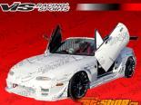 Пороги Wave для Mazda Miata 1990-1998