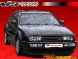 Карбоновый капот стандартный на Volkswagen Corrado 1990-1994